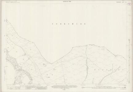 Derbyshire VII.2 (includes: Bradfield; Derwent; Hope Woodlands) - 25 Inch Map