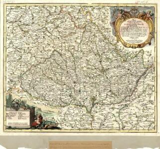 Neue und Accurate general Land-Karten der gantzen Marggraffschafft Mähren :