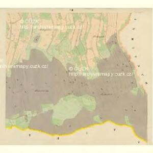 Waldetschlag und Hardetschlag - c1787-1-005 - Kaiserpflichtexemplar der Landkarten des stabilen Katasters