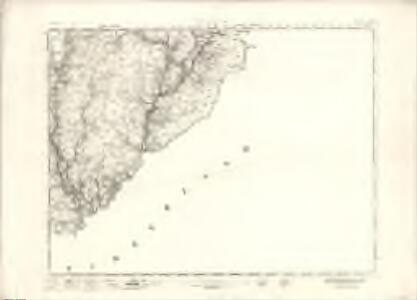 Langholm - OS One-Inch map