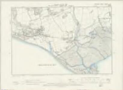 Hampshire & Isle of Wight LXXXVIII.SW - OS Six-Inch Map