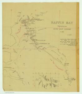 Baffin Bay journey.