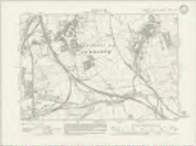 Yorkshire CCLXXV.NW - OS Six-Inch Map