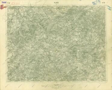 III. vojenské mapování 4151