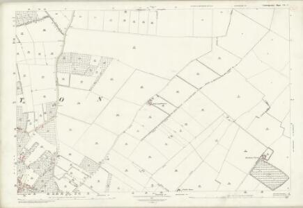 Cambridgeshire XL.2 (includes: Histon; Impington; Landbeach) - 25 Inch Map