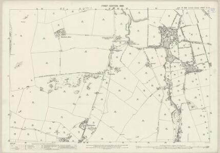 Isle of Man IX.10 - 25 Inch Map