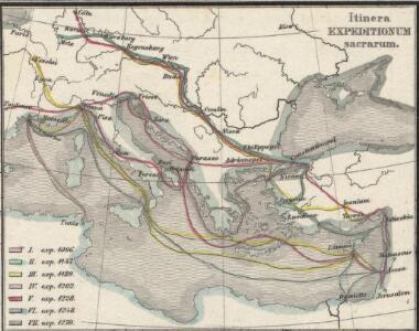 Itinera expeditionum sacrarum