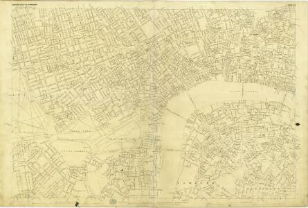 Ordnance Survey of London Skeleto