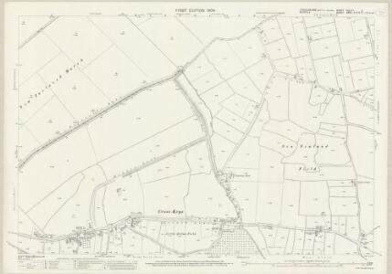 Lincolnshire CXLIVA.5 (includes: Central Wingland; Terrington St Clement; Walpole St Andrew) - 25 Inch Map