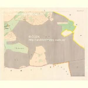 Petrowitz (Petrowicz) - c5728-1-005 - Kaiserpflichtexemplar der Landkarten des stabilen Katasters