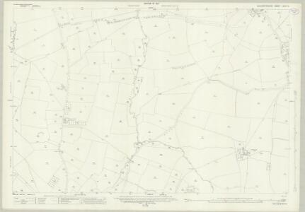 Gloucestershire LXXIII.10 (includes: Doynton; Dyrham and Hinton; Pucklechurch; Wick and Abson) - 25 Inch Map