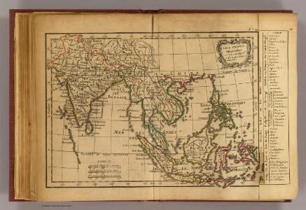 Les Indes Orientales.