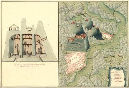 Plan des Bergwergs Rapold