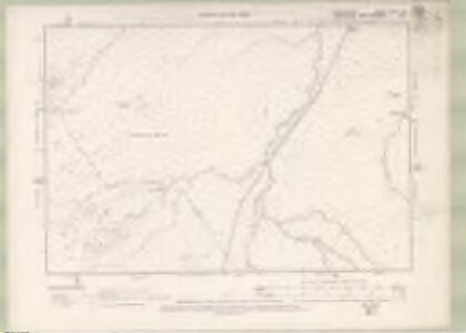 Argyll and Bute Sheet XLVIII.SW - OS 6 Inch map