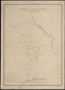 Mission du Commandant Decoeur entre le Dahomey et le Niger