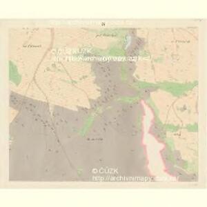 Königseck - c3724-1-009 - Kaiserpflichtexemplar der Landkarten des stabilen Katasters