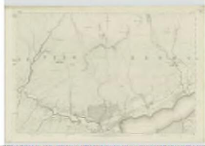 Perthshire, Sheet LXVIII - OS 6 Inch map