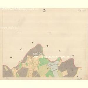 Guttenbrunn - c1165-1-002 - Kaiserpflichtexemplar der Landkarten des stabilen Katasters