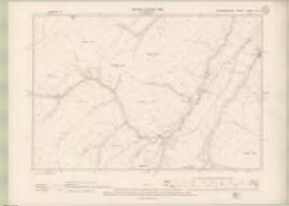 Roxburghshire Sheet XXXVII.NW - OS 6 Inch map