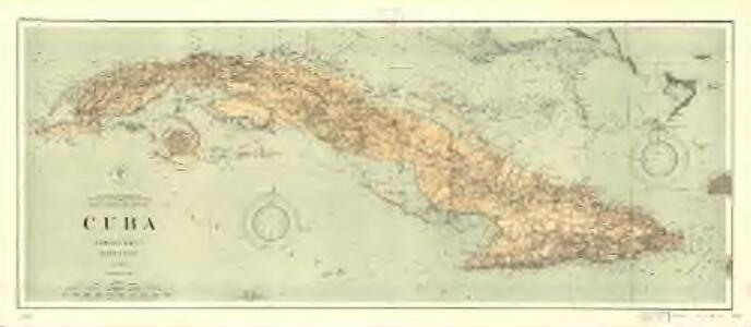 Cuba : part of chart