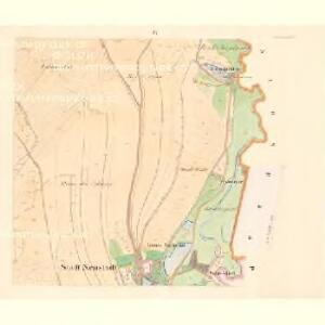 Neustadt (Hunzow) - m3228-1-005 - Kaiserpflichtexemplar der Landkarten des stabilen Katasters