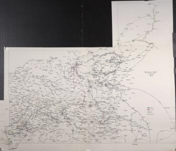 Operations Karte im Jahr 1759 ...