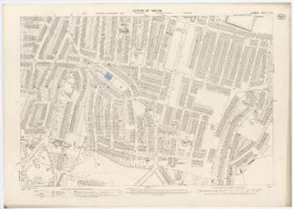 London XII.18 - OS London Town Plan