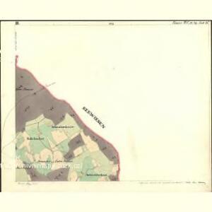 Panzer - c5627-1-002 - Kaiserpflichtexemplar der Landkarten des stabilen Katasters