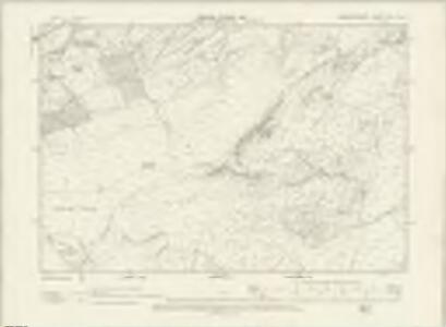 Caernarvonshire XXIII.NW - OS Six-Inch Map