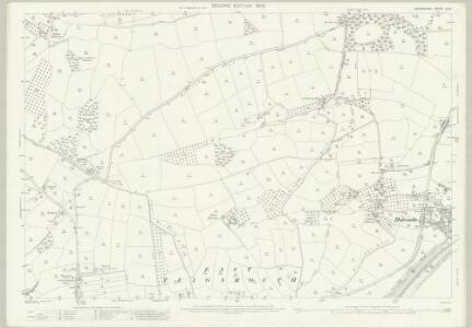 Devon CX.3 (includes: East Dawlish; Teignmouth; West Dawlish) - 25 Inch Map