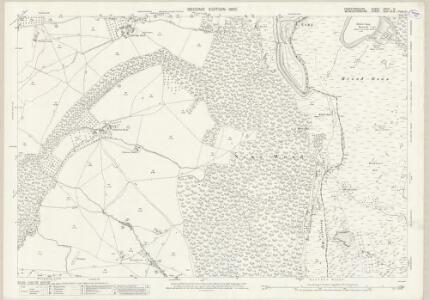 Herefordshire XXXVI.14 (includes: Castlemorton; Colwall; Eastnor; Ledbury Rural; Little Malvern) - 25 Inch Map