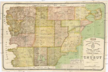 Registro gráfico del territorio del Chubut