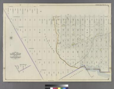 Part of Wards 26 & 32. Land Map Section, No. 12, Volume 1, Brooklyn Borough, New York City.