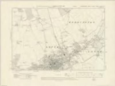 Lincolnshire XLVIII.SW - OS Six-Inch Map
