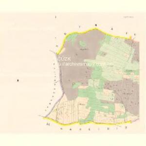 Wasserau - c5567-2-001 - Kaiserpflichtexemplar der Landkarten des stabilen Katasters