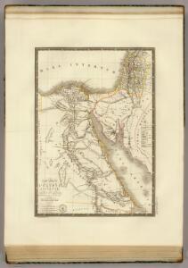 Egypte ancienne, Palestine, Arabie Petree.