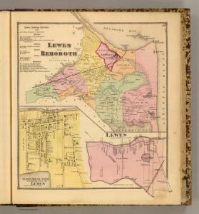 Lewes & Rehoboth.