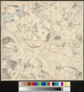 Meßtischblatt 3745 : Trebbin, 1898