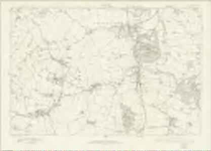 Essex nXIII - OS Six-Inch Map
