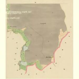 Hawlowitz (Hawlowice) - c1798-1-003 - Kaiserpflichtexemplar der Landkarten des stabilen Katasters