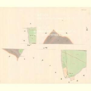 Zborow - c9182-1-007 - Kaiserpflichtexemplar der Landkarten des stabilen Katasters