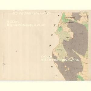 Guttenbrunn - c1165-1-003 - Kaiserpflichtexemplar der Landkarten des stabilen Katasters