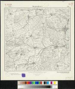 Meßtischblatt 2661 : Mengeringhausen, 1932