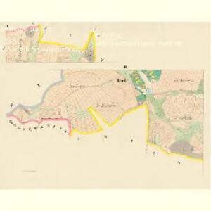 Biluk - c0233-1-002 - Kaiserpflichtexemplar der Landkarten des stabilen Katasters