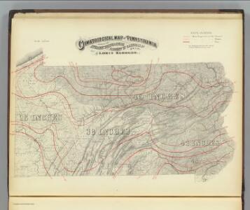 Penn. climatological map.
