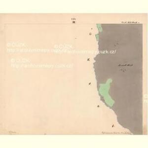 Reiterschlag - c5640-2-003 - Kaiserpflichtexemplar der Landkarten des stabilen Katasters