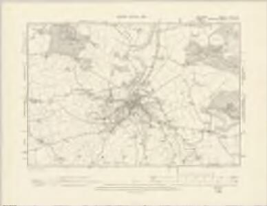 Wiltshire LXVIII.SE - OS Six-Inch Map