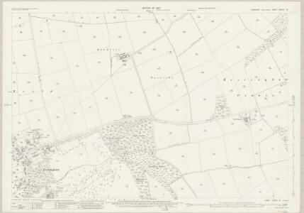 Yorkshire CXCIII.15 (includes: Everingham) - 25 Inch Map