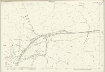 Oxfordshire IX.9 (includes: Hook Norton; Wigginton) - 25 Inch Map
