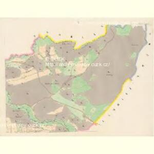 Donawitz - c7223-1-007 - Kaiserpflichtexemplar der Landkarten des stabilen Katasters